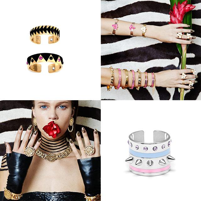 стильная и оригинальная коллекция украшений от итальянского бренда Maria Francesca Pepe