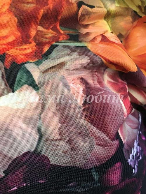 Комбинезон Molo для девочки Pyxis Flower Rainbow в интернет-магазине Мама Любит!