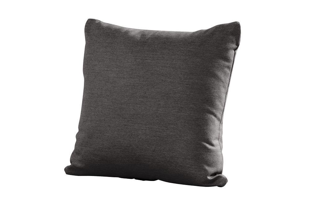 Подушка 212299 Sunbrella Dark Grey Pillow