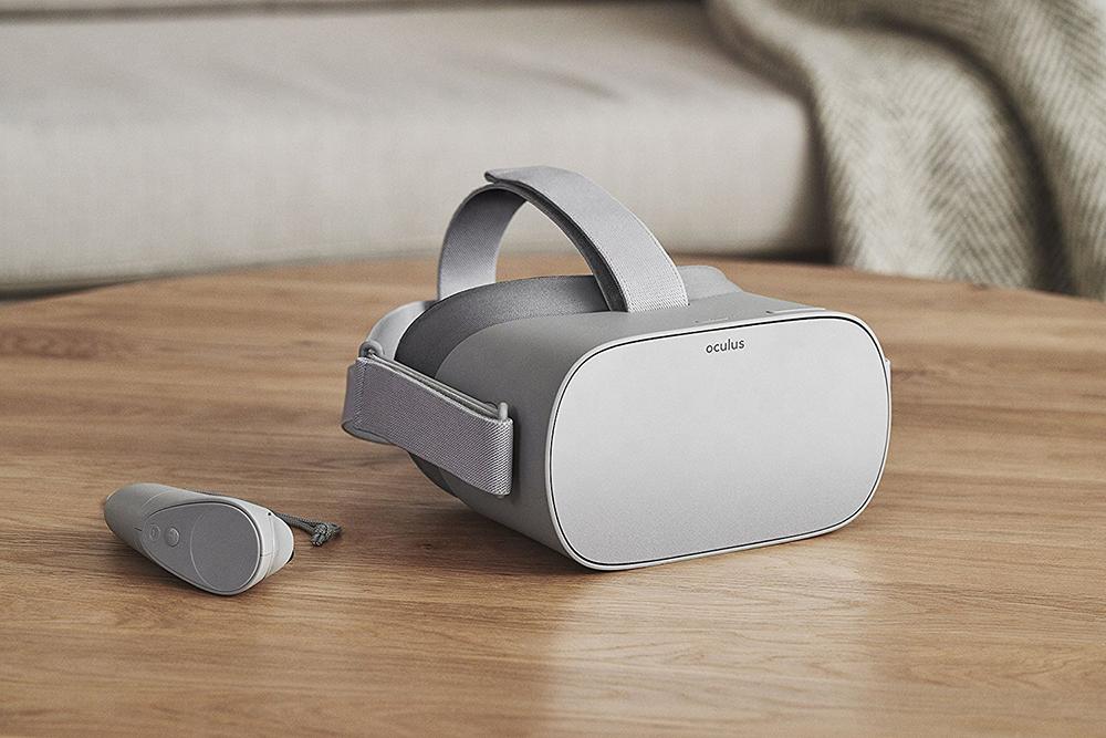 Дизайн Oculus Go