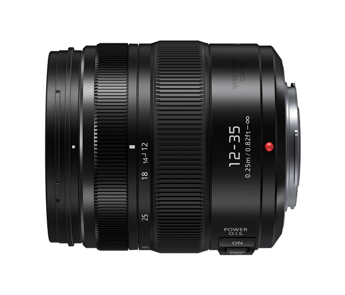 Объектив Lumix 12-35 мм