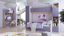 АВАТАР (лаванда) Мебель для детей