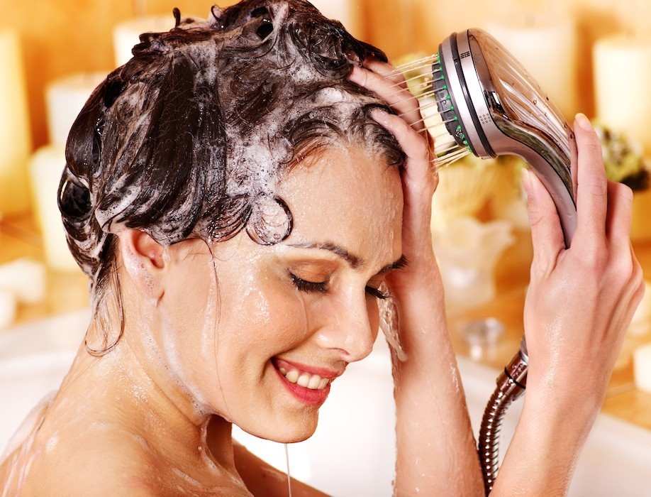 Можно ли вымыть голову без использования шампуня?