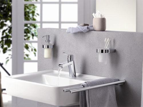 Аксессуары для обустройства ванной комнаты