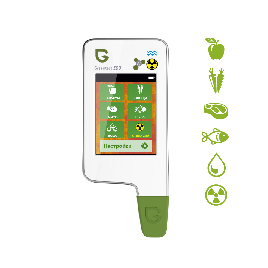 Нитратомер Greentest Eco5