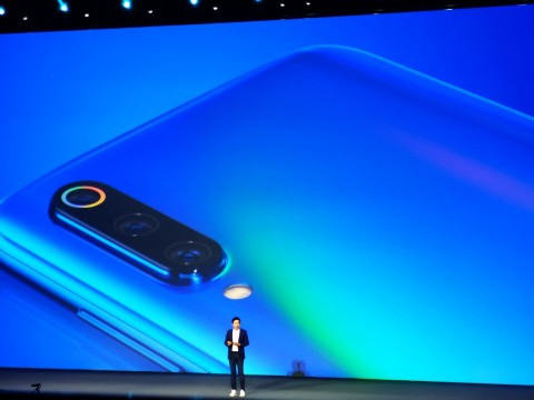 Xiaomi MI 9 градиент