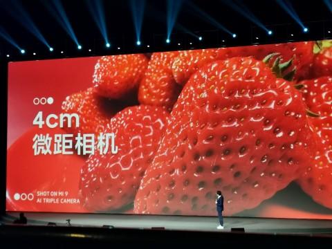 Xiaomi MI 9 качество камеры