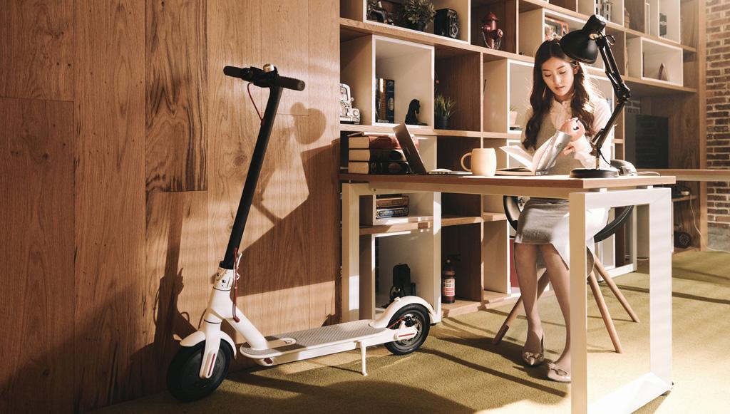 Обзор Xiaomi smart electric motor scooter