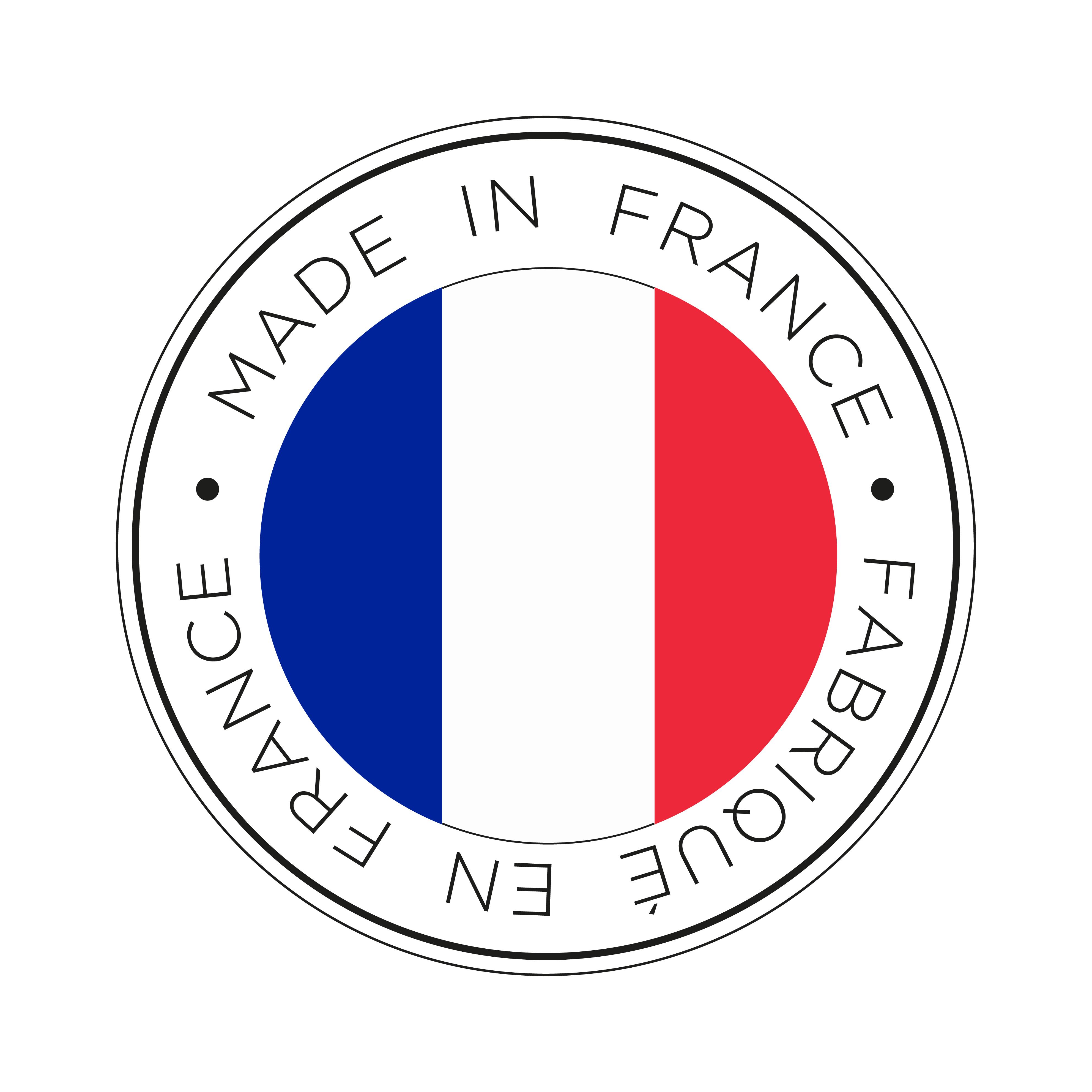 Произведено во Франции