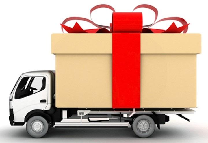 При сезонной распродаже можно организовать бесплатную доставку товара