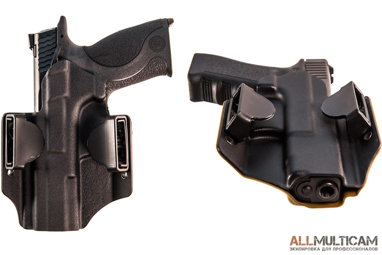 НОВЫЕ КОБУРЫ для Smith & Wesson M&P от HIGH SPEED GEAR