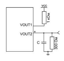 Подключение к модулю RS280AM звуковоспроизводящего устройства