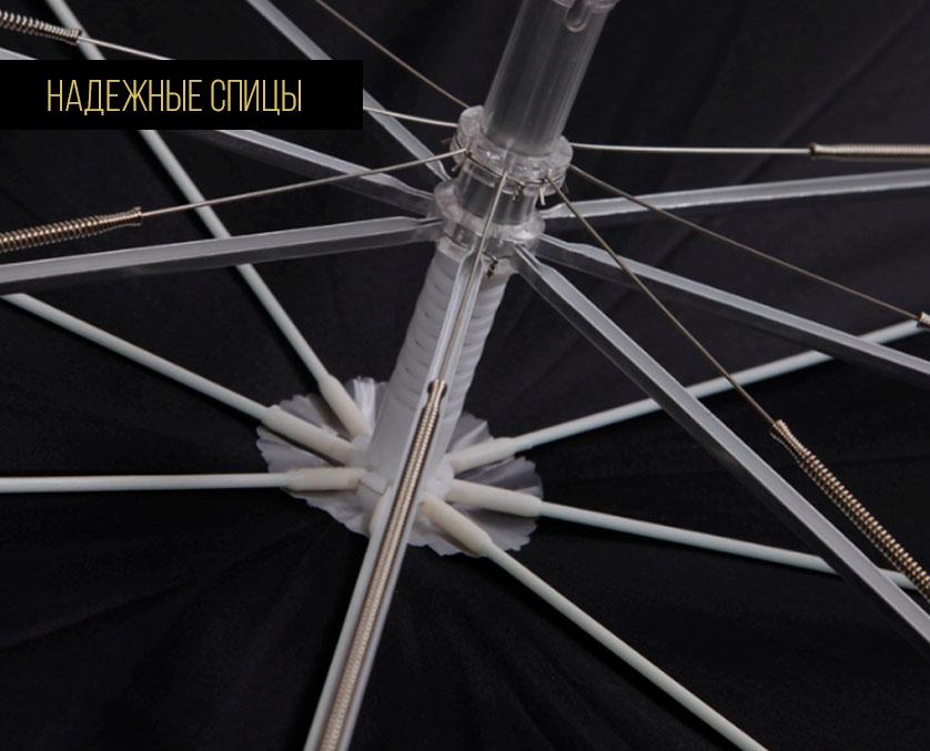 Зонт трость алюминиевый | zc pontedra