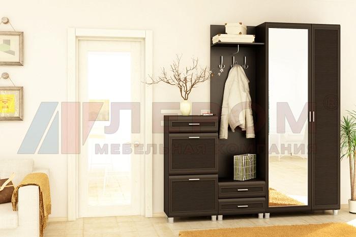 МЕЛИССА Мебель для прихожей в цвете Венге
