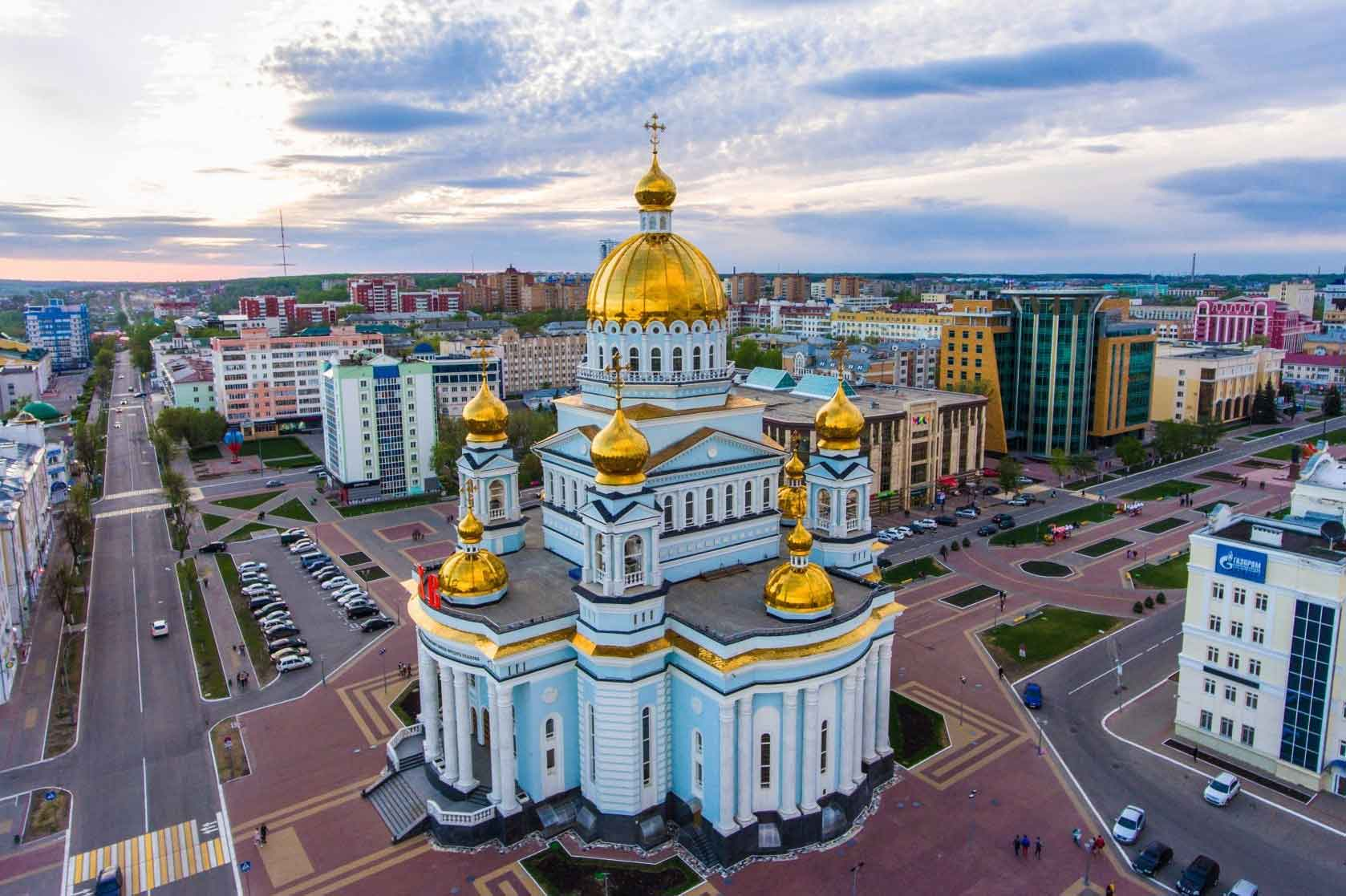 Продажа биноклей с доставкой в Саранск