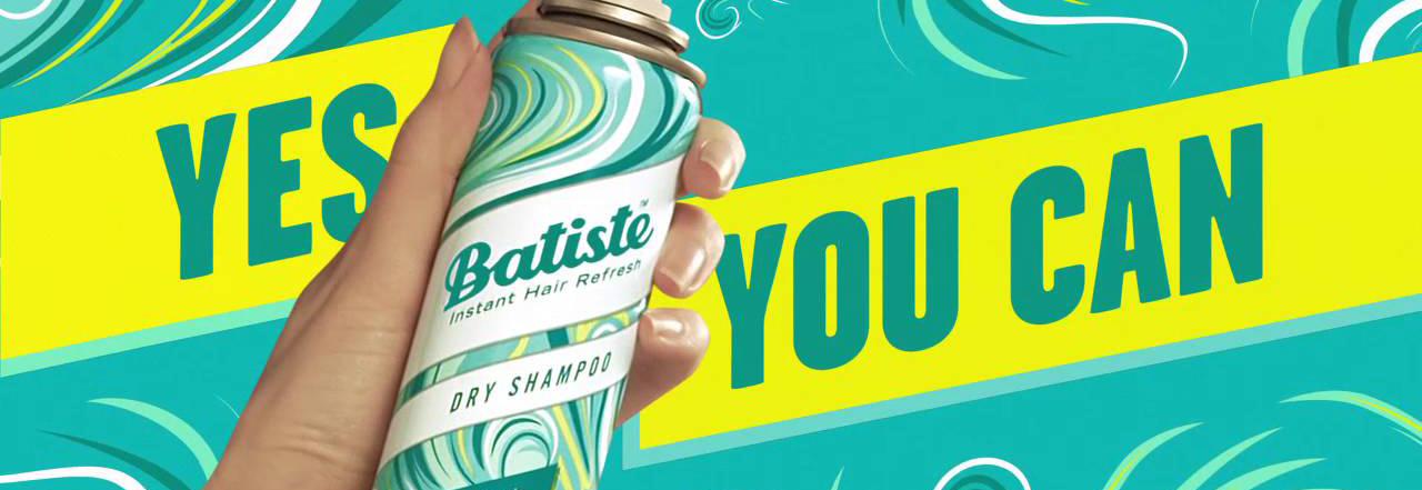 bariste dry shampoo фото