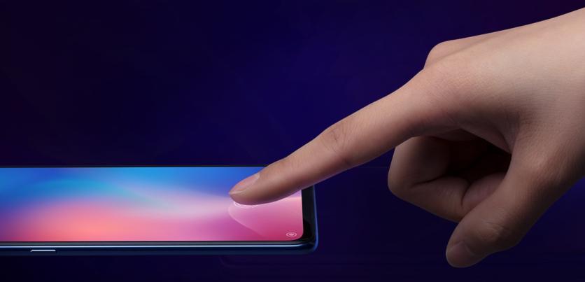 Xiaomi MI 9 стеклянный корпус