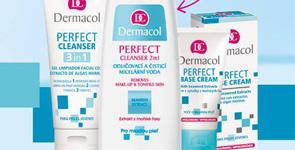 Уход за молодой кожей лица Dermacol