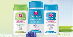 Средства для снятия макияжа с глаз Dermacol