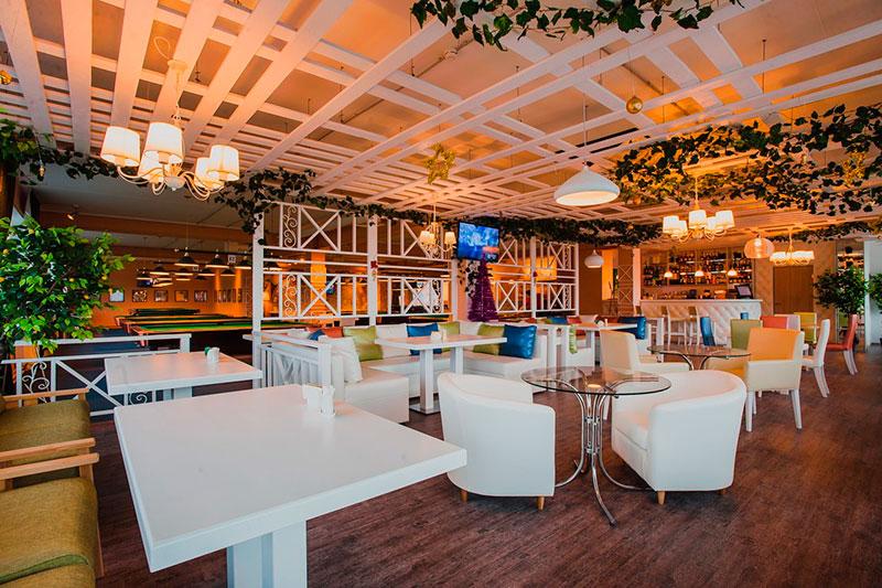 Клуб-ресторан Бильярд-Холл