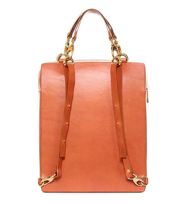 купите рюкзак с фарфоровой вставкой Lion от ANDRES GALLARDO