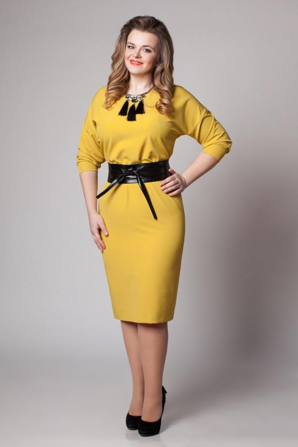 Эленатное платье Kaprize