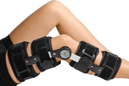Ортез на коленный сустав Medi