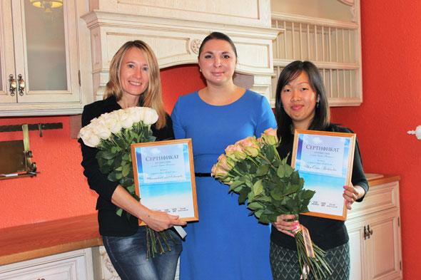 Победители конкурса дизайнеров