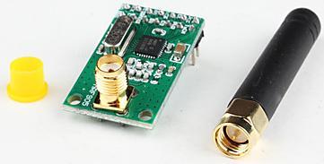 Модуль RF009. Передатчик NRF905 с антенной