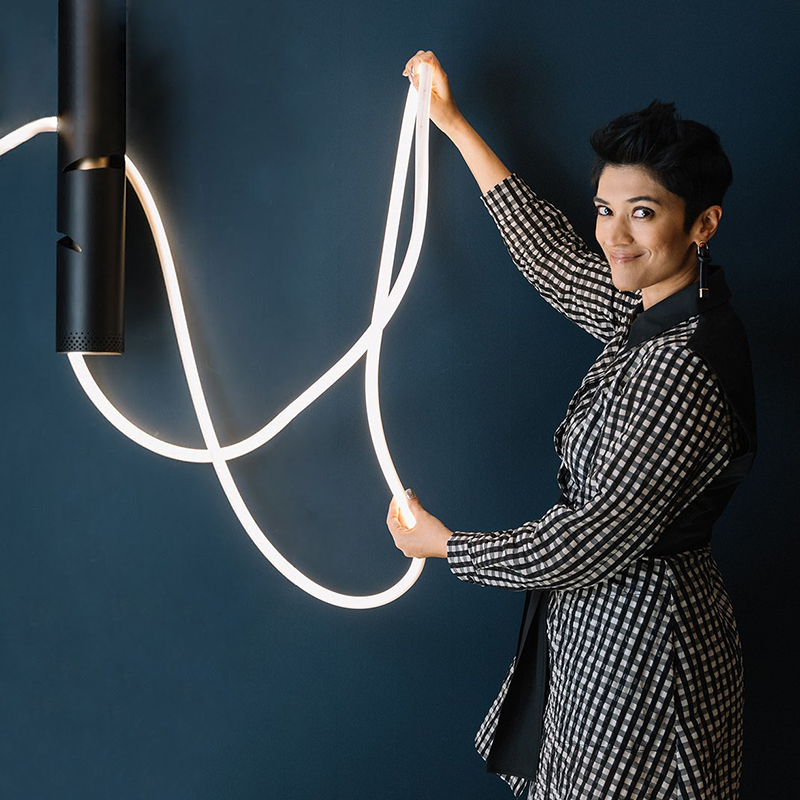 Светильник Interweave от Artemide