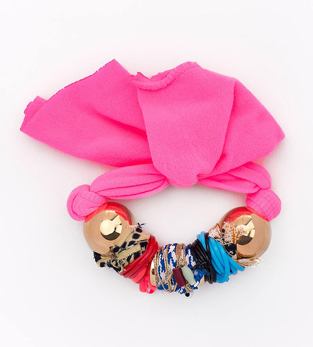 купите летний ярко-розовый браслет от Domingo Ayala