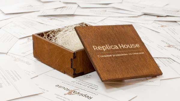 Деревянная коробочка для украшений с гравировкой