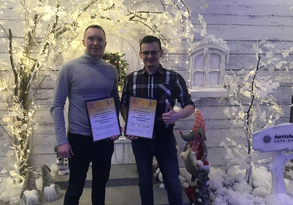 Семён Мареев и Александр Юсупов