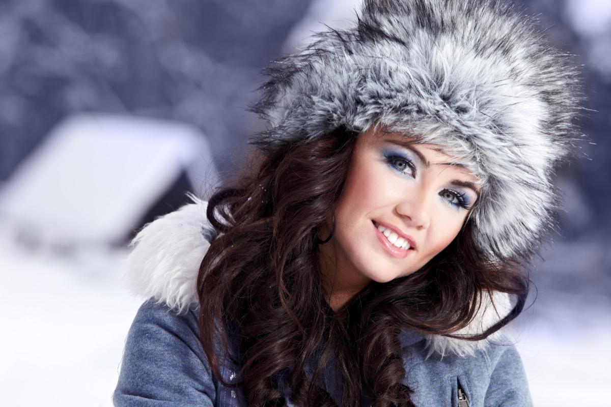 А вы носите зимой шапку?
