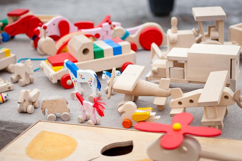 Игрушки из эко-материалов