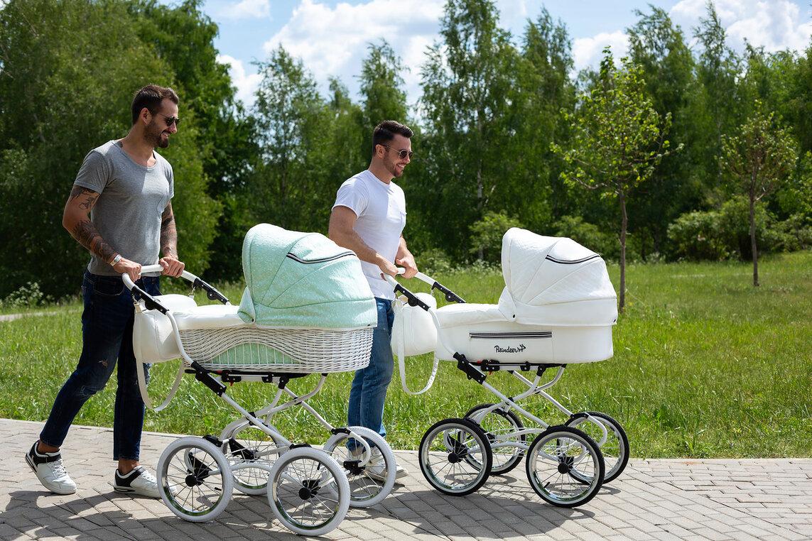 купить коляску Reindeer рендер