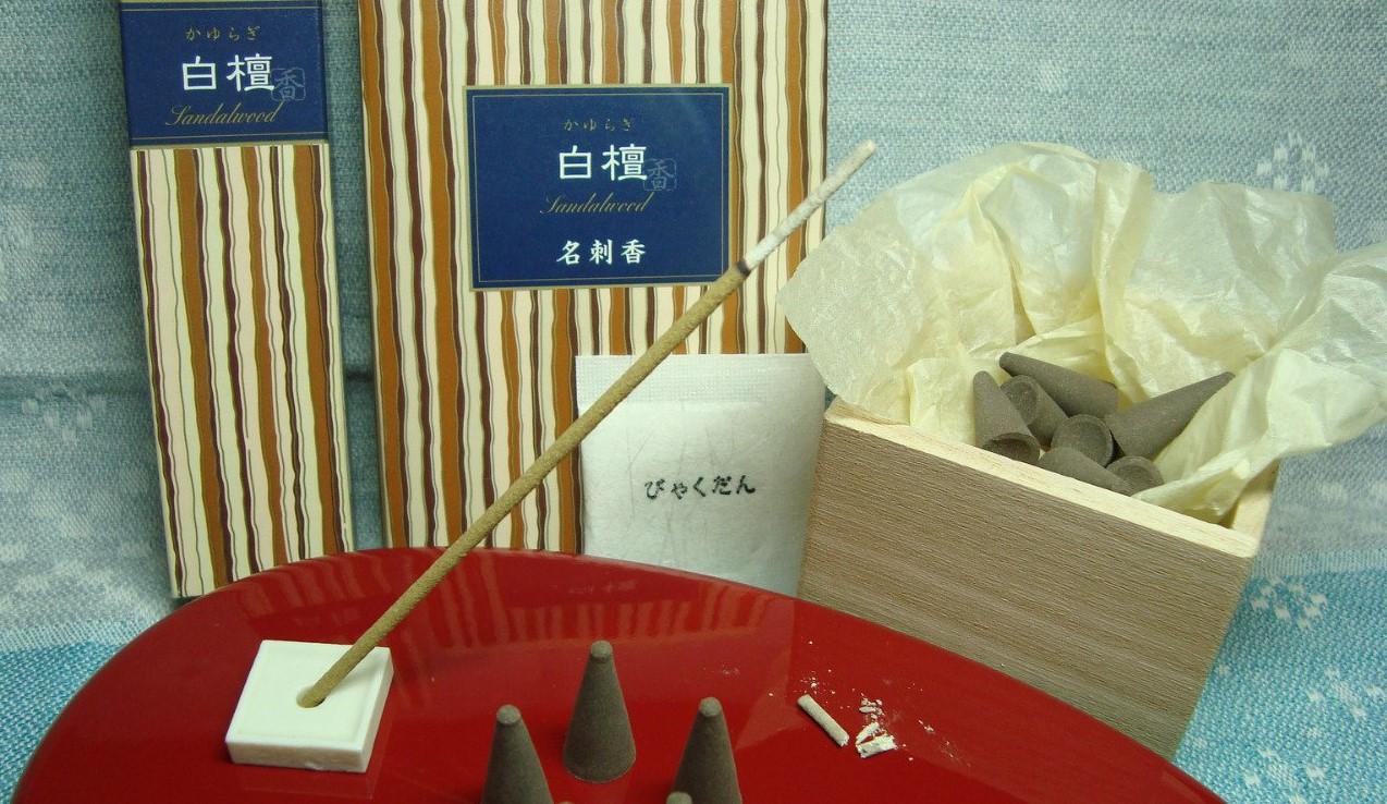 Японские благовония