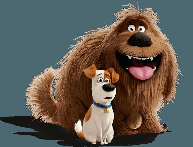 Игрушки Тайная жизнь домашних животных