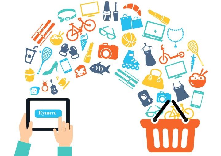 В программе для учета в интернет-магазине должен быть модуль работы с ассортиментом