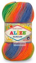 Пряжа Burcum Bebe Batik Alize - купить в интернет-магазине недорого klubokshop.ru