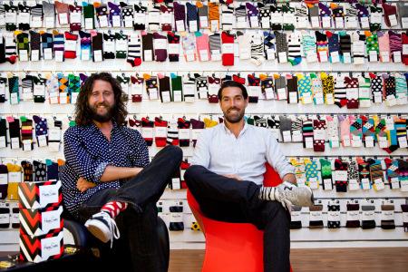 Интернет магазин веселых разноцветных счастливых носков Happy Socks
