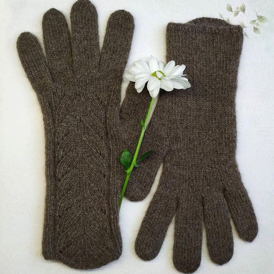перчатки из яка сарлаг
