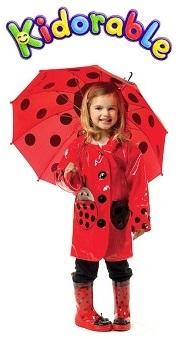 Kidorable - непромокаемая одежда!