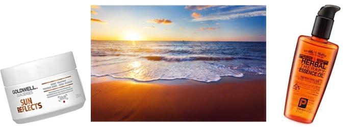 Goldwell Dualsenses Sun Reflects 60 Second Treatment - Маска интенсивный уход после пребывания на солнце