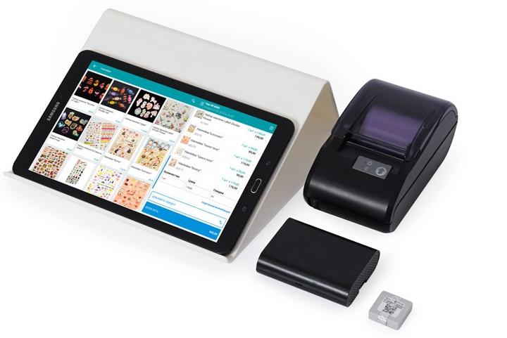 Стационарная онлайн-касса для автосервиса с микрокомпьютером EKAM.BOX