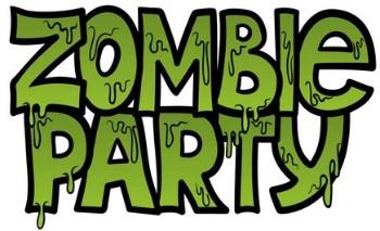 Жидкость для электронных сигарет Zombie Party - купить в Москве.