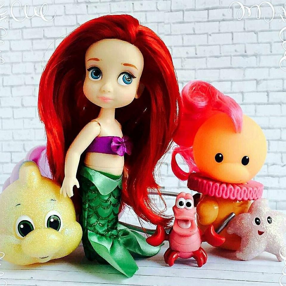 Кукла Ариэль, Disney Animators' Collection