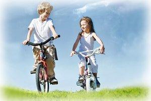 Модели велосипедов для детей от 3 до 7 лет