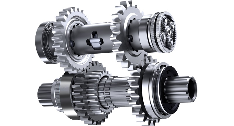 Pinion P1.18 how it works