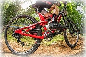 Двухподвесные модели велосипедов